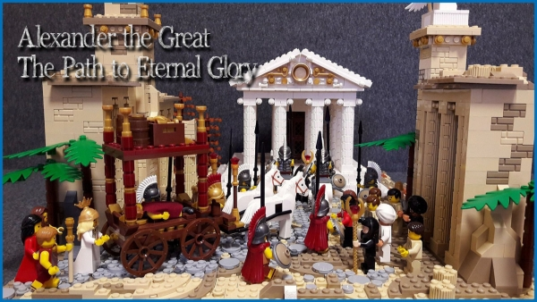 Alexander the Great: The Path to Eternal Glory [MOC]