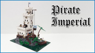 Pirate Imperial [MOC]