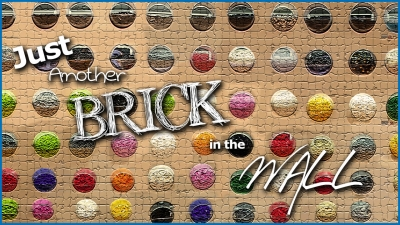 Another Brick in the Wall (LEGO® Store Athens)