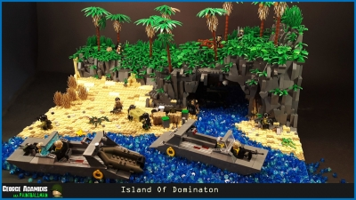 Island of Domination [MOC]