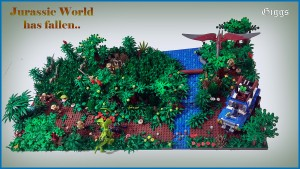 Jurassic World has fallen [MOC]